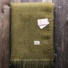 Red Lychee Lansburgh Wool Blanket