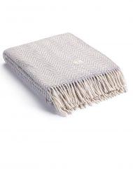 Red Lychee Walter Wool Blanket
