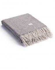 Wool Blanket Red Lychee Gerald