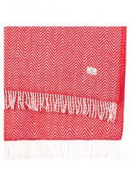 Wool Blanket Red Lychee Hudson