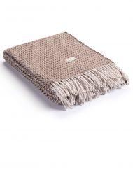 Wool Blanket Red Lychee Brooks