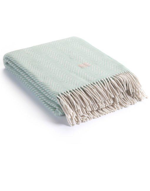 Wool Blanket Red Lychee Stephen