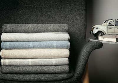 Red Lychee Cashmere Blankets